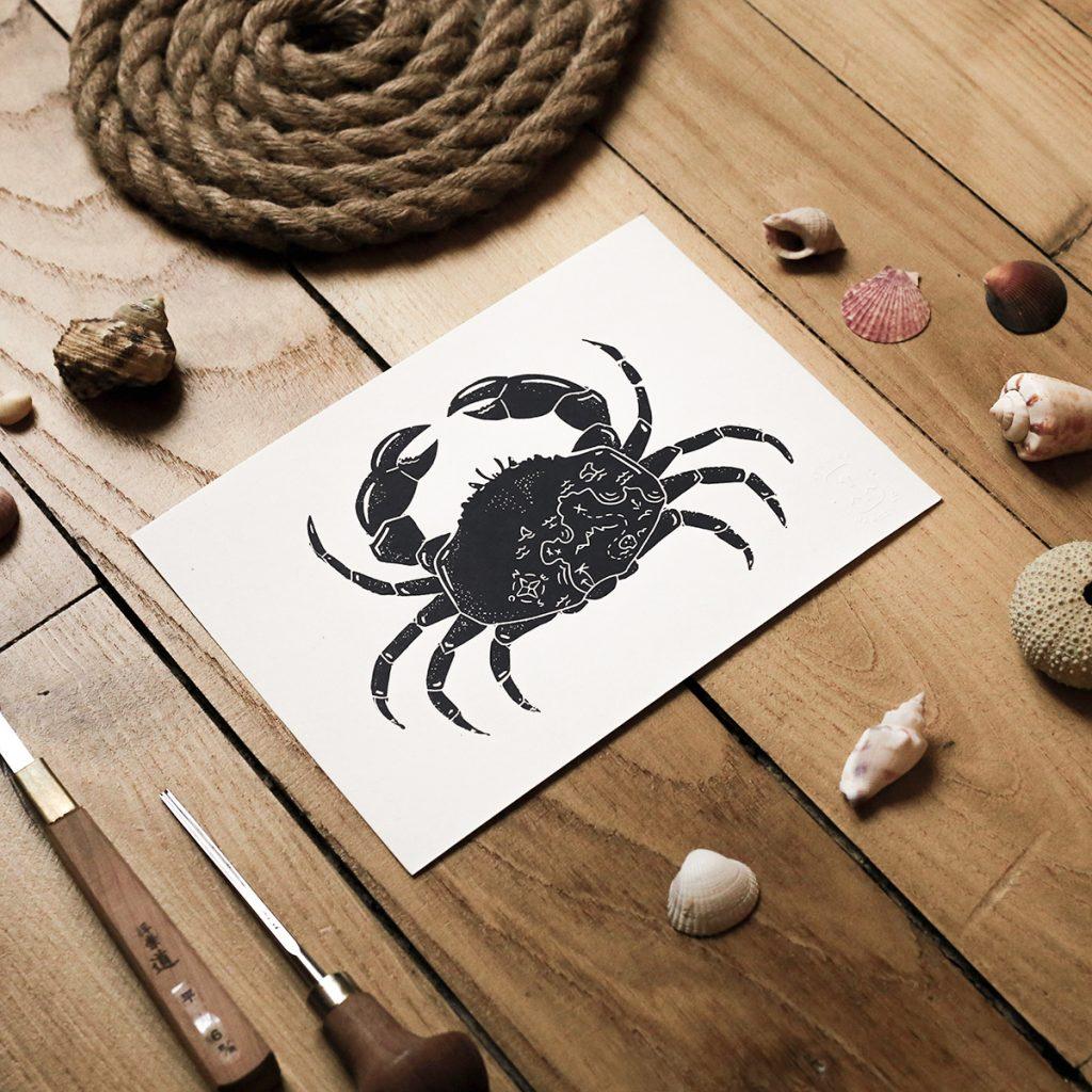 Crabe pirate